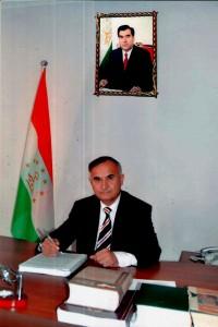 раиси суд Чумъаев У.Ш.